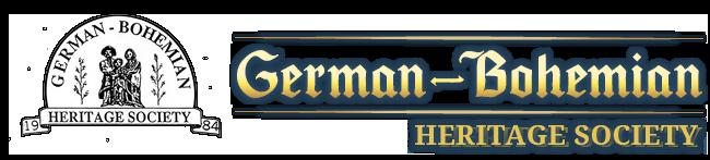 German Bohemian Heritage Society Logo