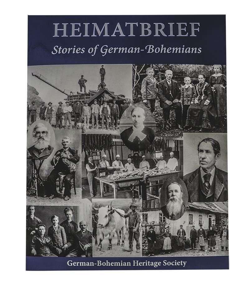 Heimatbrief, Stories of German-Bohemians