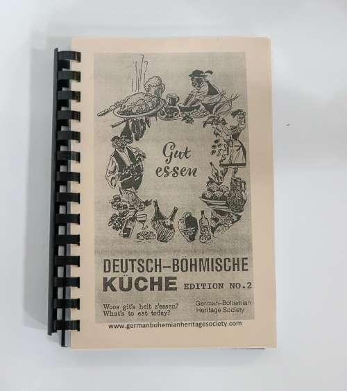"""Deutsch-Böhmische Küche, """"Gut Essen,"""" Second Edition"""