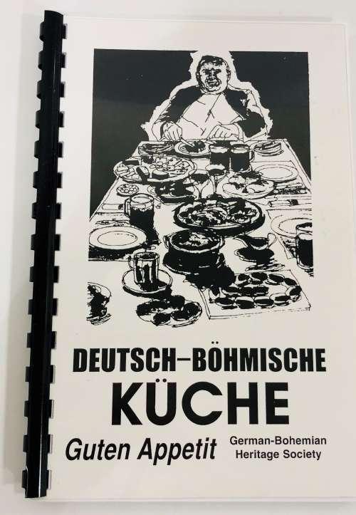 Deutsch-Böhmische Küche, First Edition