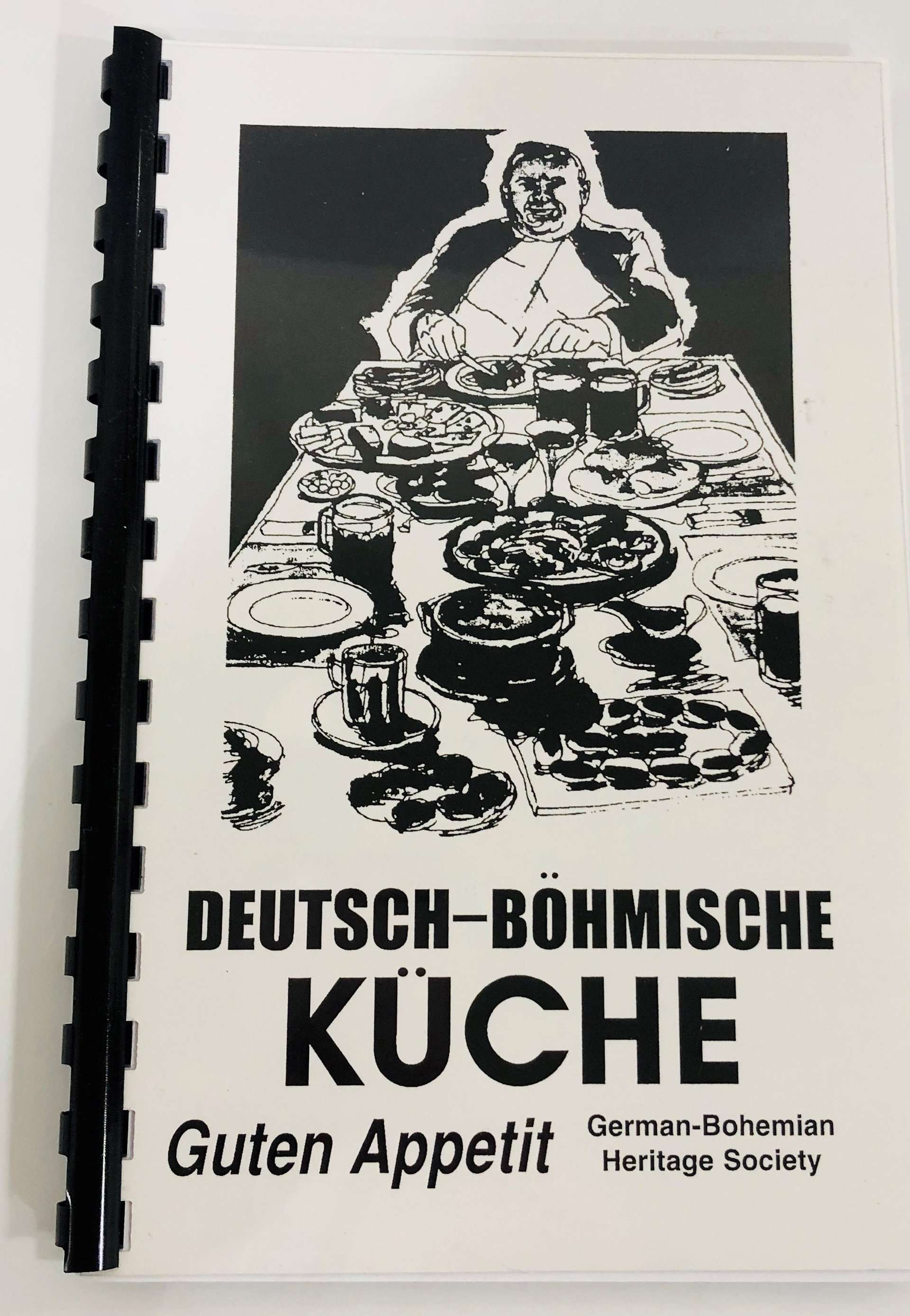 Deutsch-Böhmische Küche, First Edition - German Bohemian ...
