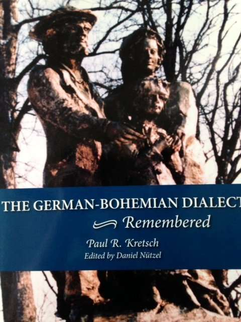 The German Bohemian Dialect