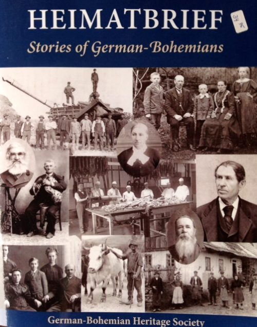 Stories of German-Bohemian