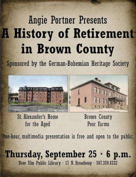 A History of Retirement in Brown County